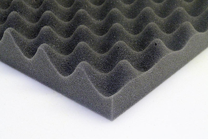 Msds Polyurethane Foam Panels : Convoluted acoustic foam panel pictures to pin on